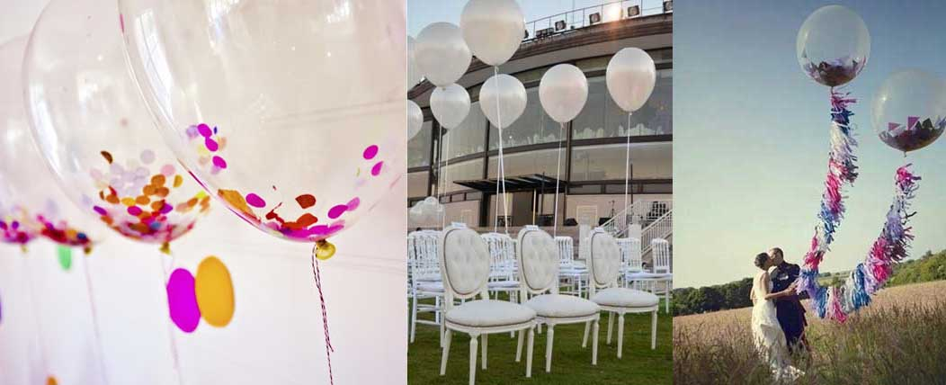 Decoracion boda con globos decorar con globos with for Decoracion bodas valencia
