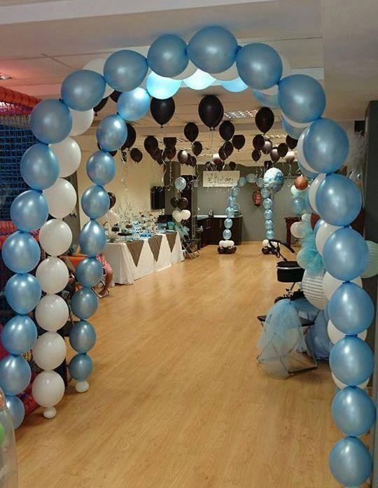 Decoracin con globos with