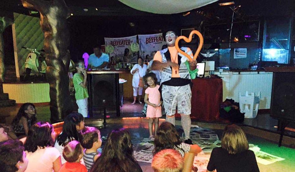 Fiesta Cumpleaños en Lou de Segur de Calafell