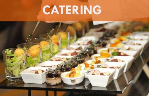 nuestro servicio de catering se encarga de organizar todo para que t slo te preocupes de disfrutar la celebracin y estar con tus invitados
