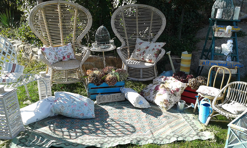 Decoraci n rincones chill out para fiestas - Rincon chill out ...