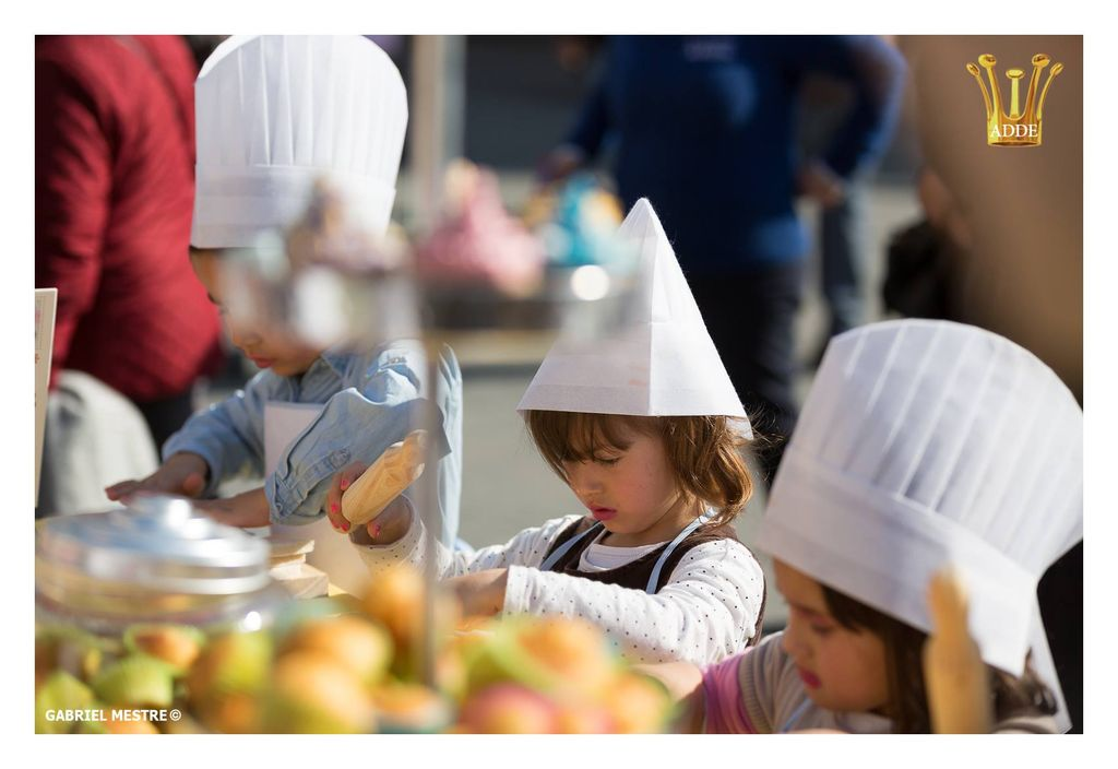 Taller Infantil de Cocina Calafell Tarragona