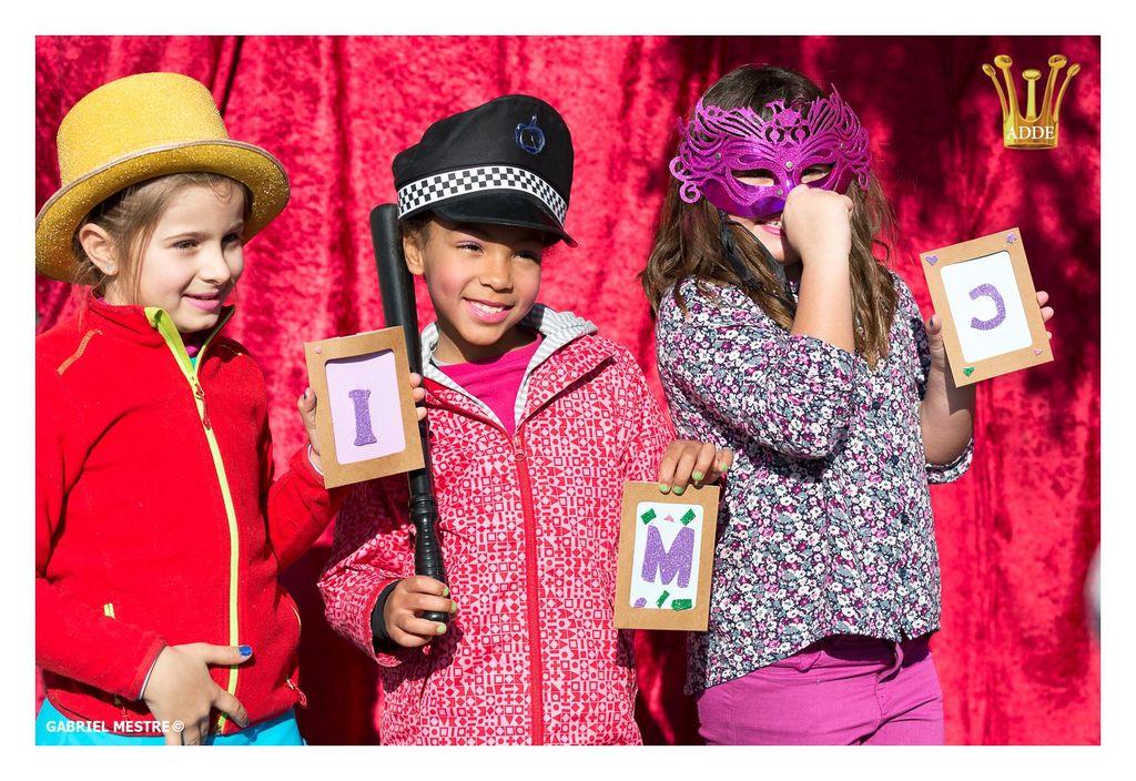 Photocall y Artes Escénicas infantil en la Candelera de Calafell