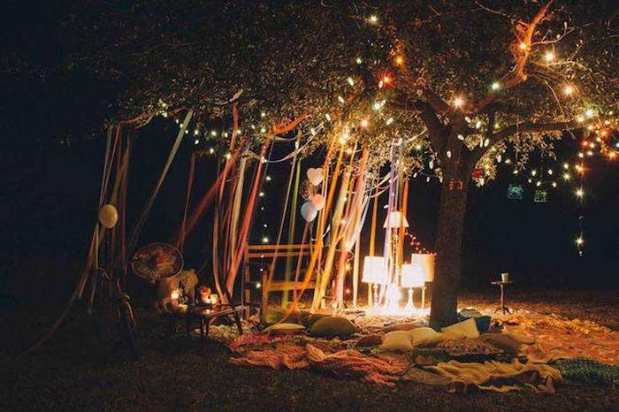 Decoración Fiestas Boho Chic