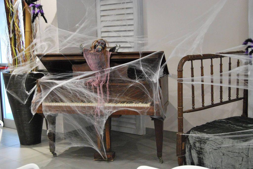 Decorados para Fiestas temáticas Halloween