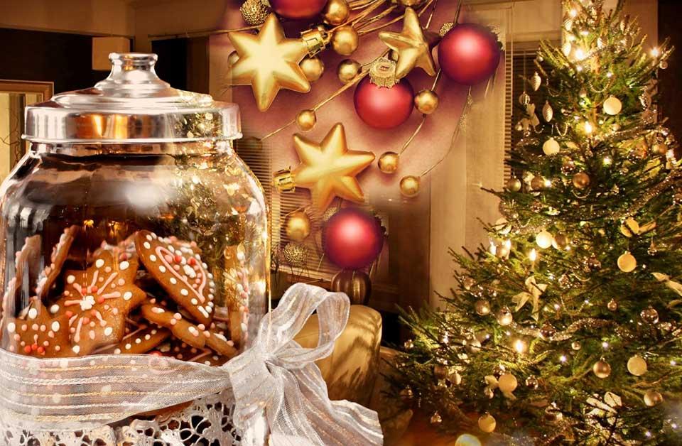 Decoraci n navidad fiestas infantiles vilanova bodas - Decoracion navidena moderna ...
