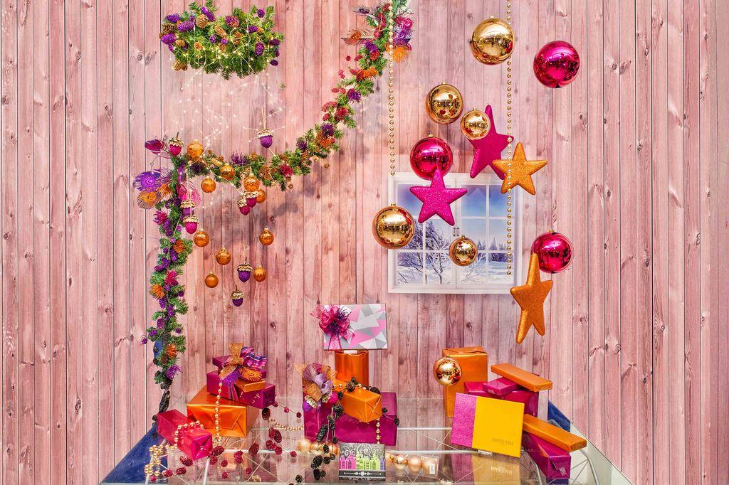 Decoraci n navidad fiestas infantiles vilanova bodas despedidas costa dorada - Decoracion fiesta navidad ...