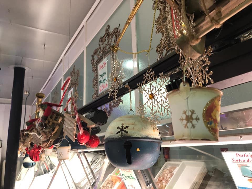 Decoración Navidad en Tarraco Cambrils